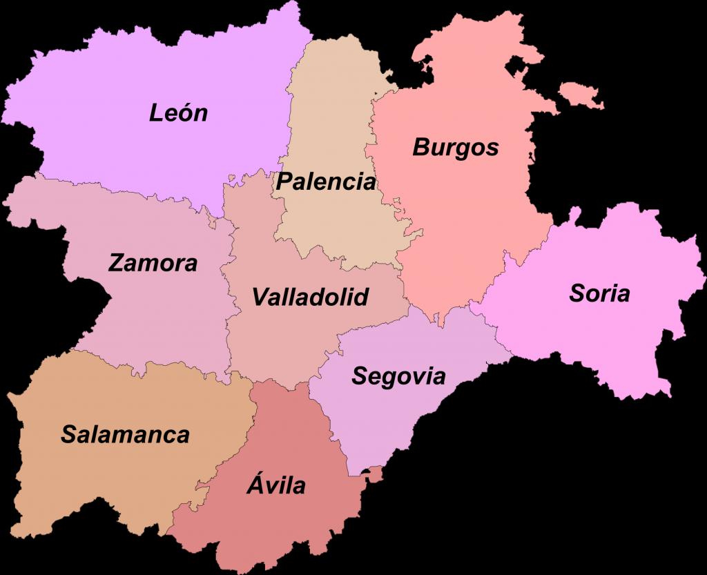 Castilla le n el blog de medievalesartesanos com for Oficina turismo castilla y leon