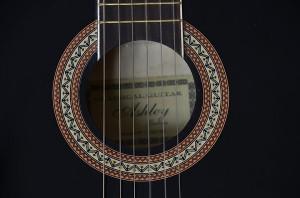 Guitarra Marqueteria