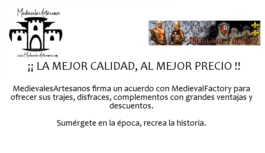 Acuerdo Medieval Factory