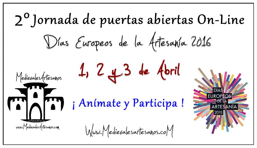 Dias europeos de la artesania 2016