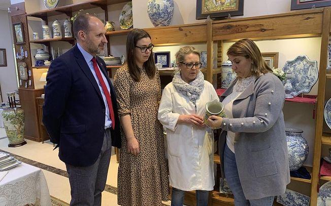Monica Garcia del Pino Ceramista