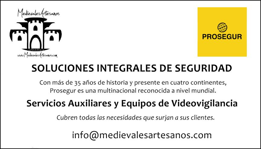 Acuerdo Medievales Artesanos - Prosegur