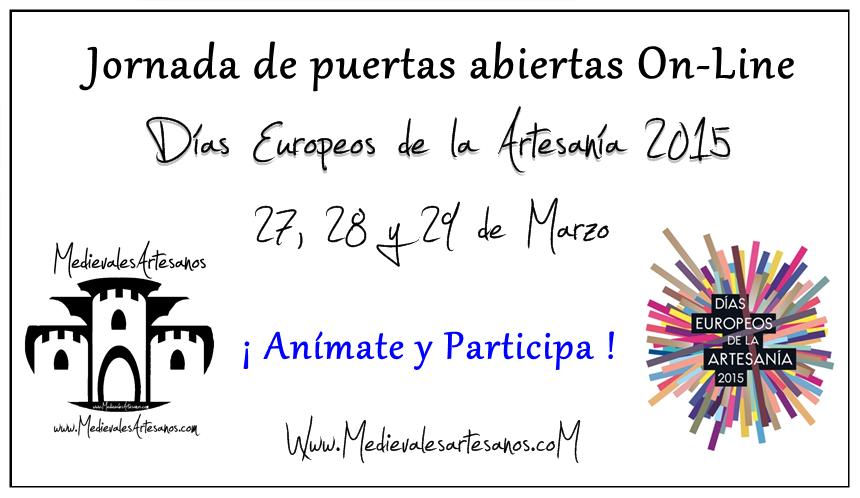 Dias europeos de la artesania 2015