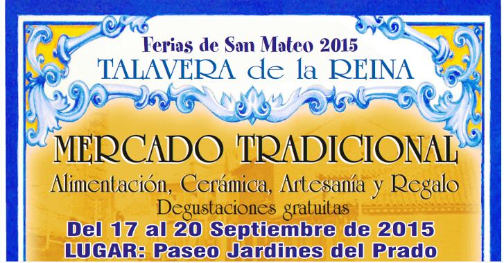 Feria Talavera 2015 ADAYA