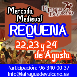 Mercado Medieval Requena