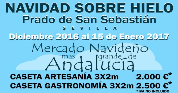 Mercado Navidad Andalucia Sevilla 2016