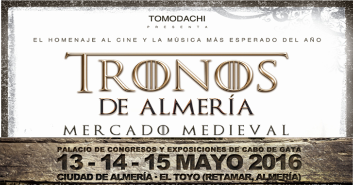 Tronos de Almeria