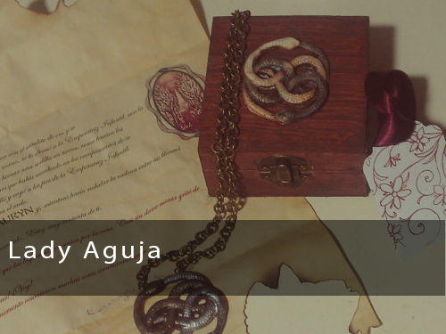 LADY AGUJA by LadyAguja on Etsy